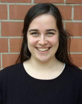 Wir begrüßen unsere neue Kollegin Joana Kuhn